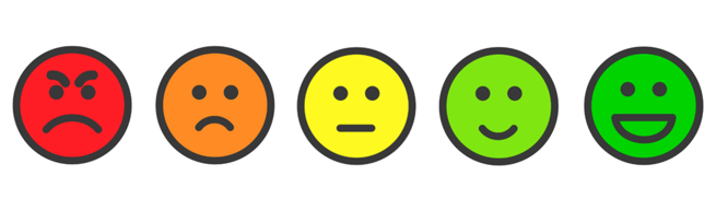 Smiley Face Feedback In Outbound Emails