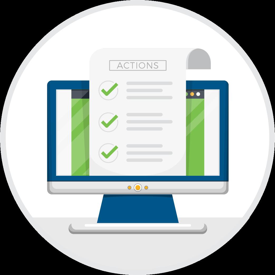 Business audits of customer feedback