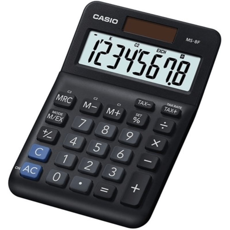 Comment Card Program Calculator