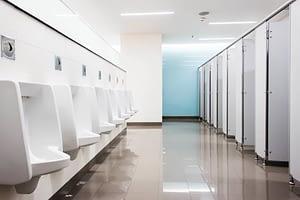Restroom feedback helps deliver a clean restroom