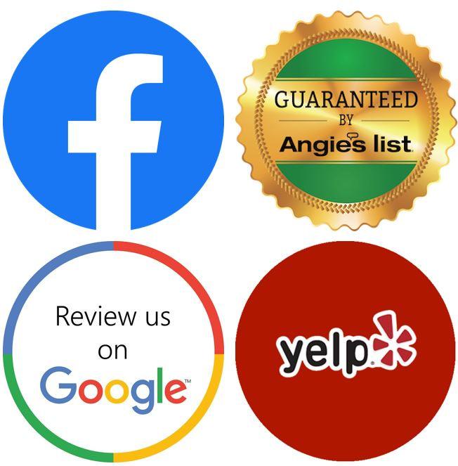 Building Service Social Media Review Brands